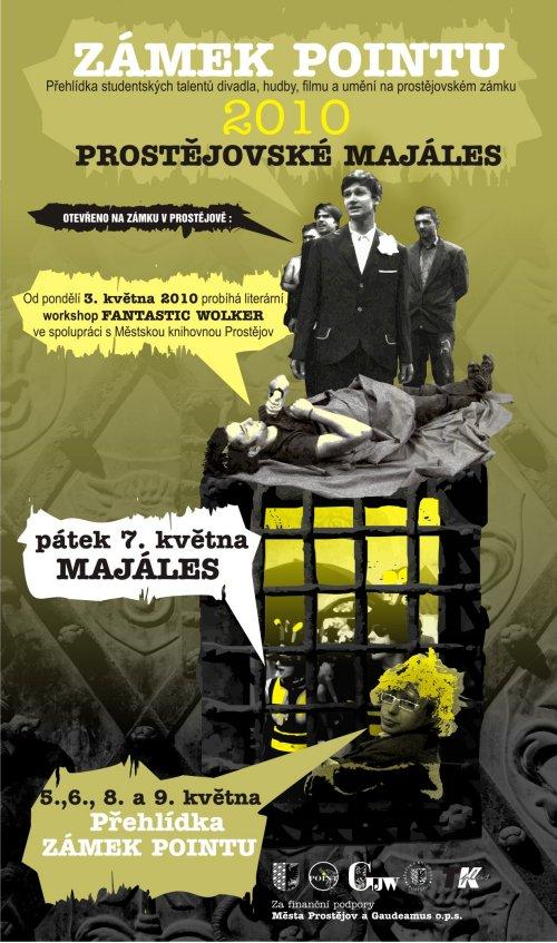 Od pondělí 3. května probíhá literární workshop Fantastic Wolker ve  spolupráci s Městskou knihovnou Prostějov. 9de695719d84